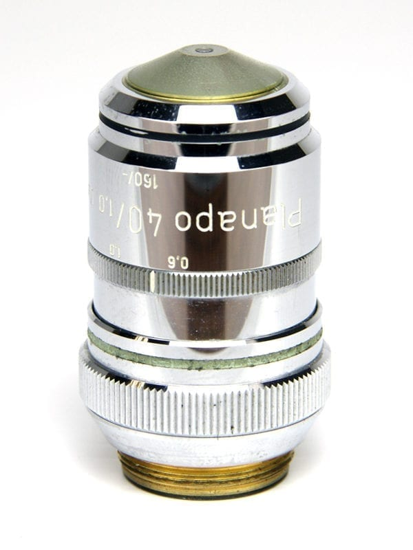 Pre-Owned Zeiss 40x Objective - Micro-Optics New York