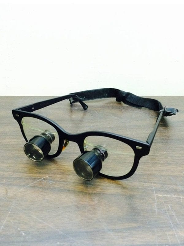 Vintage Surgical Glasses - Micro-Optics New York
