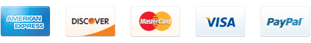 Credit Cards We Accept - Micro-Optics New York